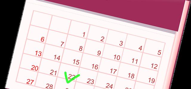 Veranstaltungskalender Januar — Juni 2019
