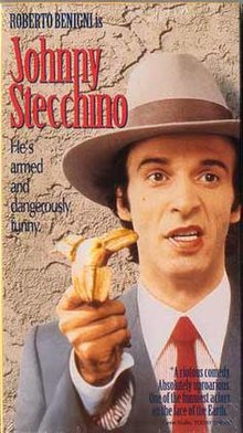 Johnny Stecchino_Film cover