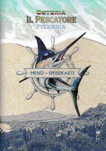 Osteria Il Pescatore Logo