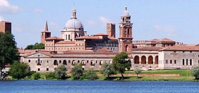 10.11.2020 — Mantova — Città d'arte e acqua, gioiello del Rinascimento