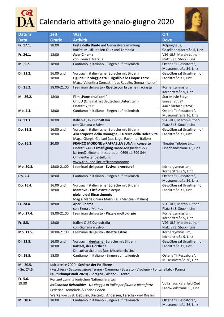 Calendario attività Dante 2020 gennaio-giugno_1