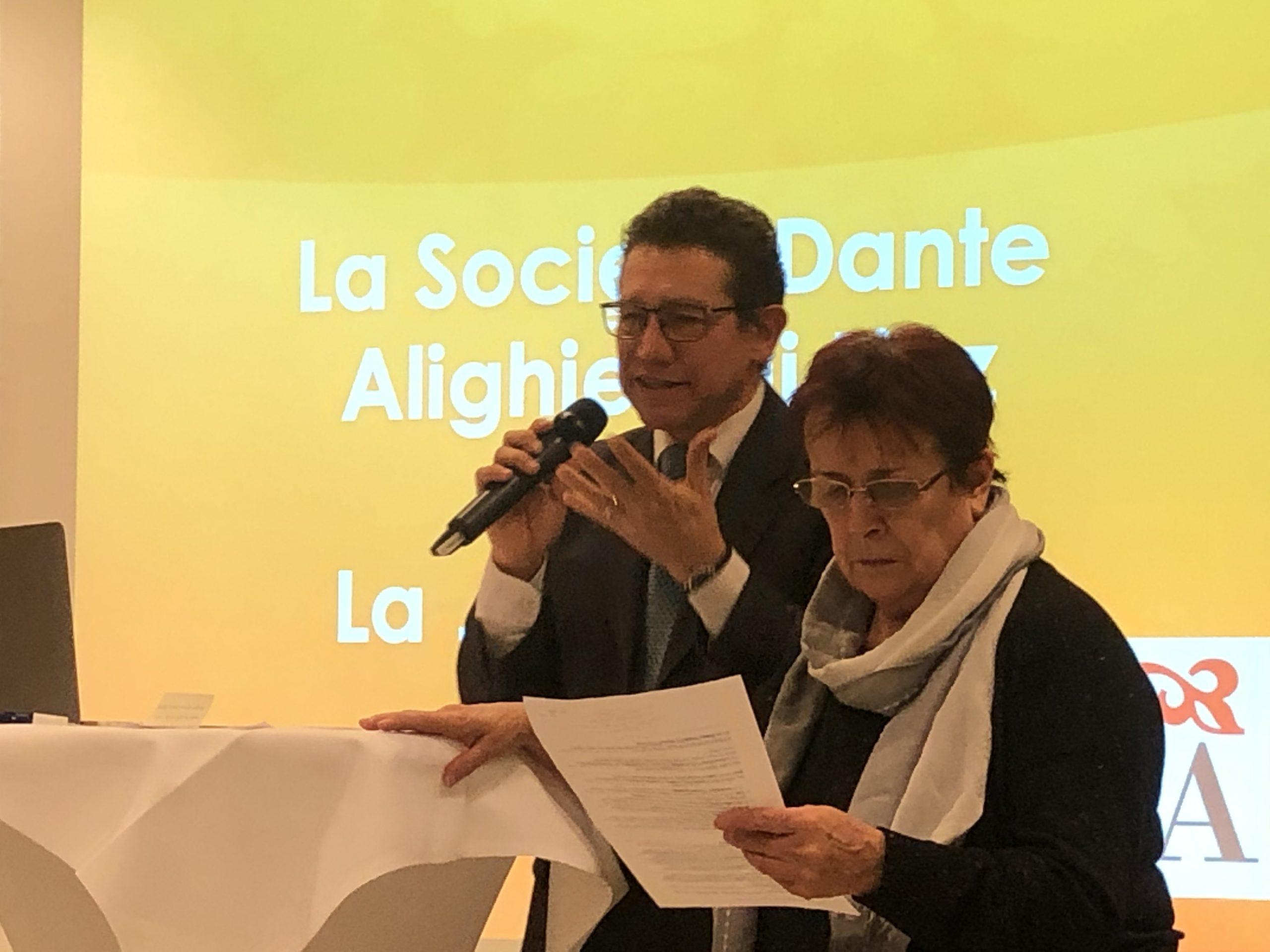 Festa della Dante mit Generalversammlung 2020