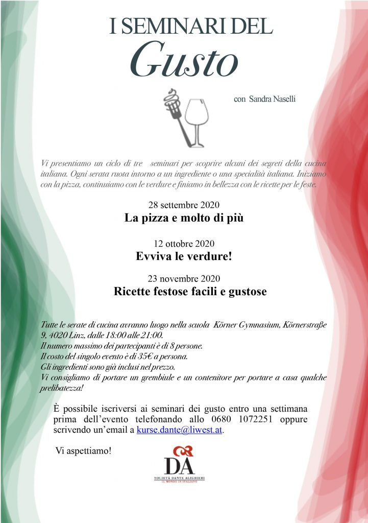 seminari del gusto ITA_Naselli_Herbst 2020
