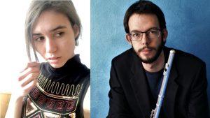 """[:de]Konzert """"Italienische Reisebilder - Un viaggio in Italia per flauto e pianoforte""""[:it]Concerto """"Italienische Reisebilder - Un viaggio in Italia per flauto e pianoforte""""[:] @ Adalbert Stifter Gymnasium"""